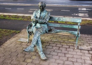 Patrick Kavanagh lived in Searsons in his time